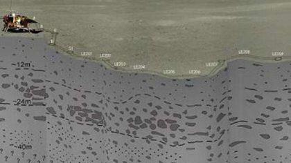 我國科學家首次揭示月球背面淺層結構