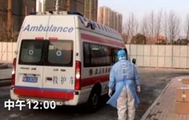 """湖北武漢:爭分奪秒 為患者打開""""希望之門"""""""