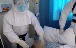 插管小組:直面病毒 與死神搶奪生命