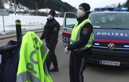 奧地利:更多市鎮實施封閉 加緊建設方艙醫院