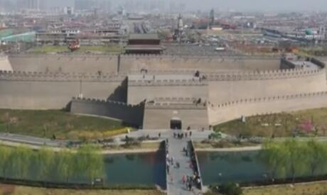 中國多地生活恢復接近常態:河北正定 景點有序開放