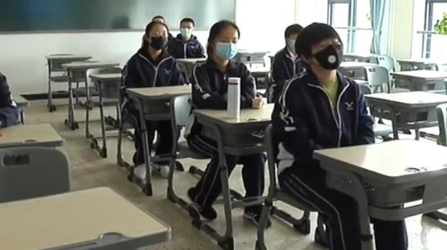 山西 468所中學高三開學 實施小班化教學