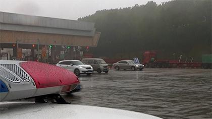 清明時節雨水多 交警安全駕駛提示來了