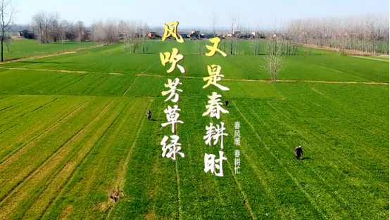 山西圖景丨風吹芳草綠,又是春耕時