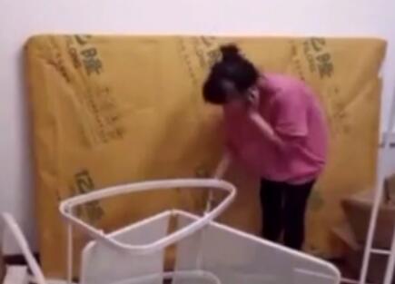 溫州:女子3個月改造毛坯房 花費不到3萬元