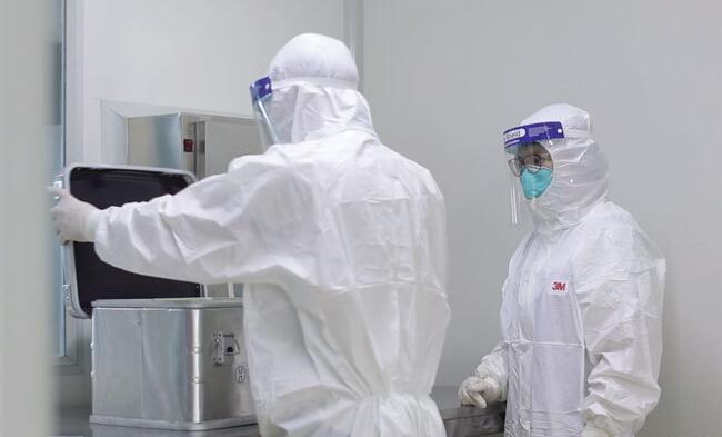 打探航空口岸核酸檢測實驗室