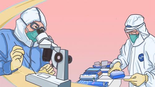 核酸檢驗醫生汪璐:四海同心,無問西東
