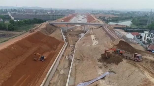 浙江:正式入汛 錢塘江堤防加固工程全面提速