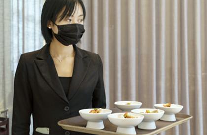 新華網視頻|四川成都:分餐制在行動