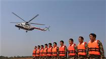 超燃!江西開展航空應急救援多災種綜合訓練