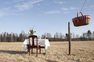 瑞典最安全餐廳 只接待一人 靠籃子傳菜