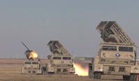 陸軍:多兵種協同實彈訓練 提升藍軍旅實戰能力