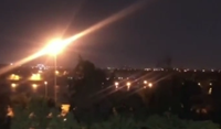 """伊拉克:巴格達""""綠區""""遭火箭彈襲擊"""