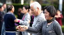 上海戶籍老年人口比例超35%