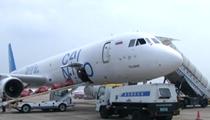 湖南至莫斯科跨境電商定期貨運航線開通