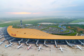 """合肥新橋機場將可起降世界所有""""大型客機"""""""