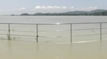 印度東北部發生洪災 當地渡輪服務中斷