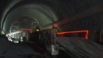 湖北:黃黃高鐵首個超800米隧道貫通