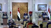 埃及總統呼吁以政治方案解決利比亞危機