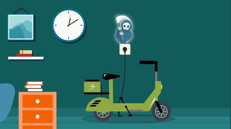 充電自燃!電動自行車室內充電或成奪命殺手