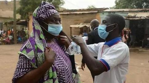 非洲新冠肺炎確診病例超30萬