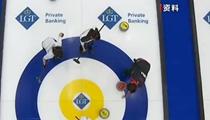 中國冰壺裁判首次執裁冬奧會及冬殘奧會