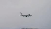 美軍偵察機抵近俄羅斯邊界 俄戰機伴飛