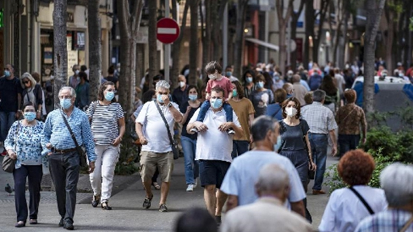 西班牙:部分地區因疫情反彈收緊管控措施