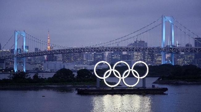 東京迎接奧運會倒計時一周年