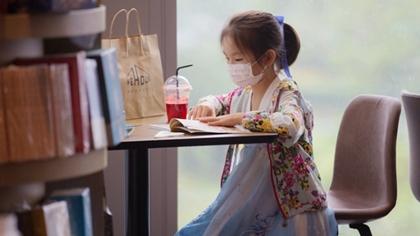 書香暑假:以書為伴的孩子們