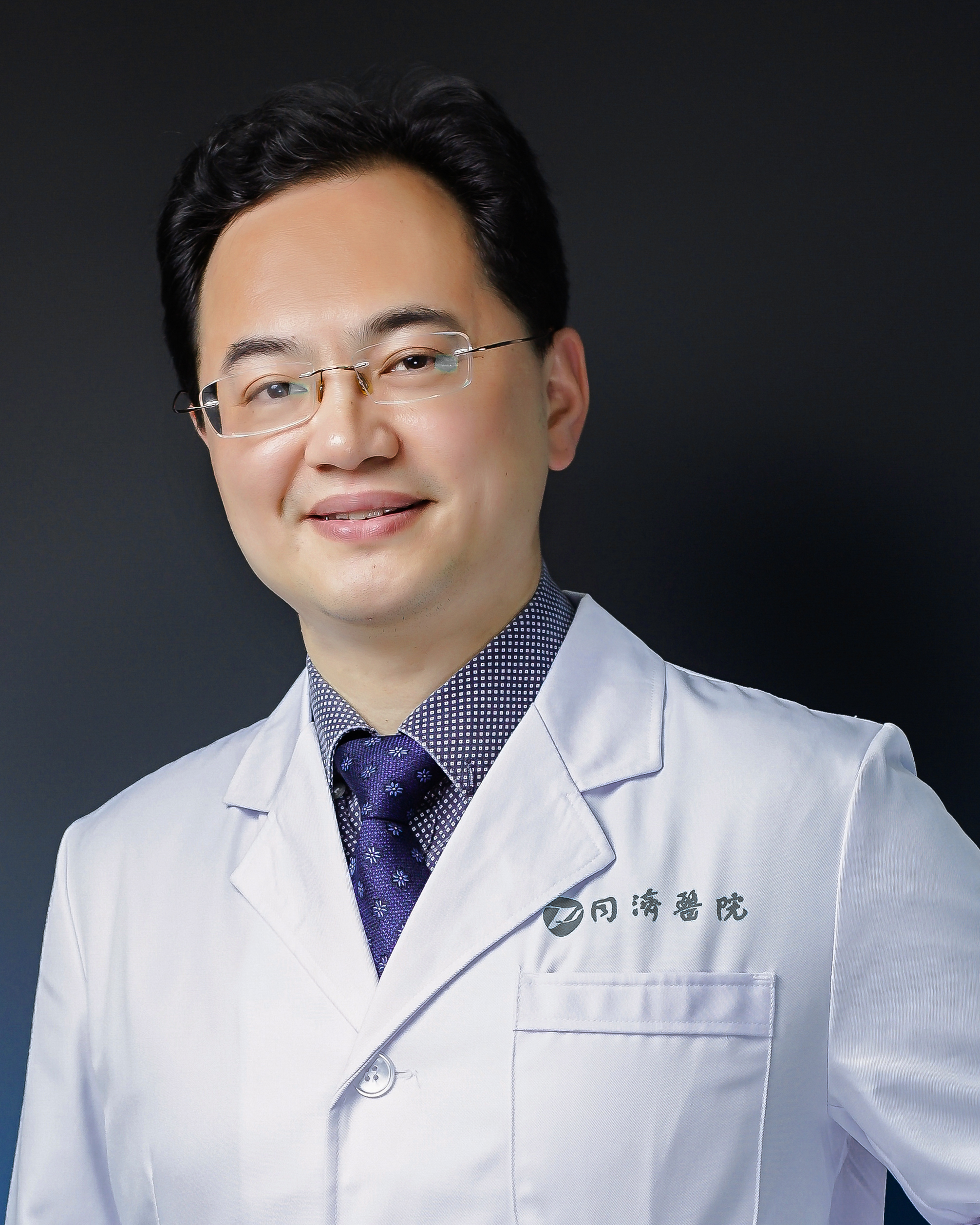 华中科技大学附属同济医院感染科副主任郭威