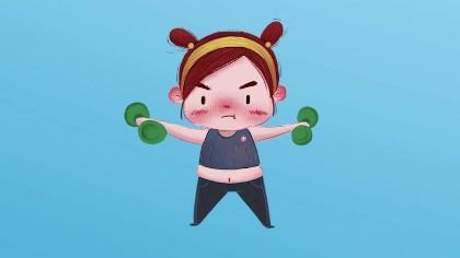 全民健身日|年輕人,你這樣健身是沒有用的!