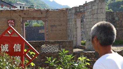 浙江仙居:一個破敗村莊的綠色蛻變
