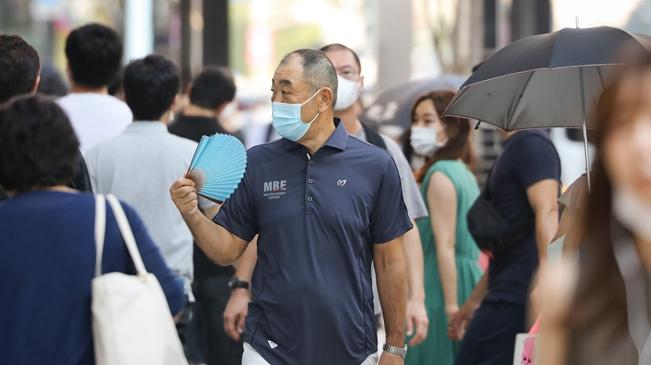 日本高溫平紀錄 東京50多人死于中暑