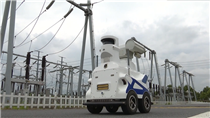 微視頻:機器人助力智能電網運維