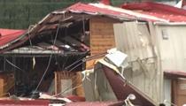 """美國:颶風""""勞拉""""登陸後已導致4人死亡"""