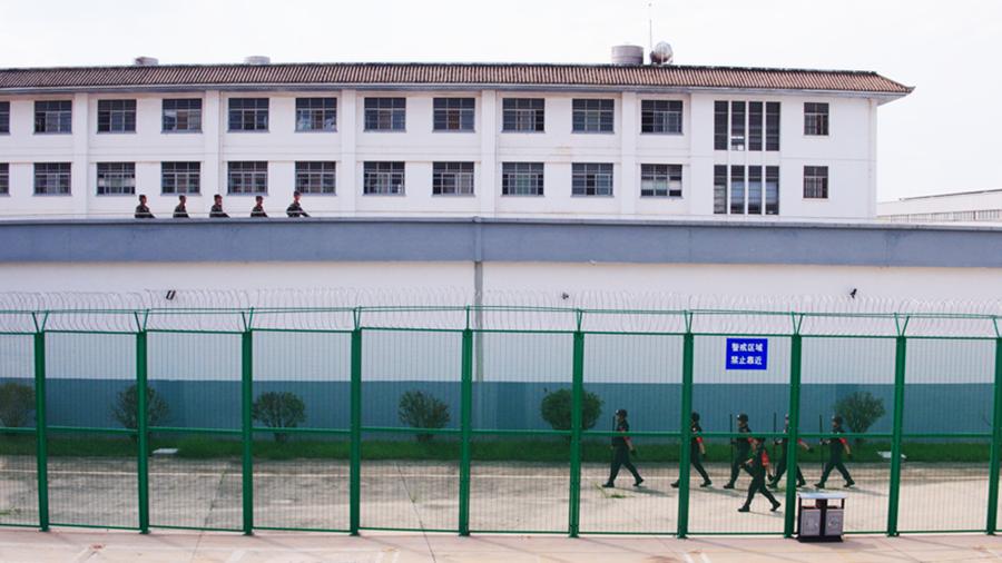 走近雲南楊林監獄青年特警隊