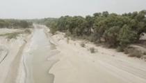 新疆:啟動第21次塔裏木河下遊生態輸水工程
