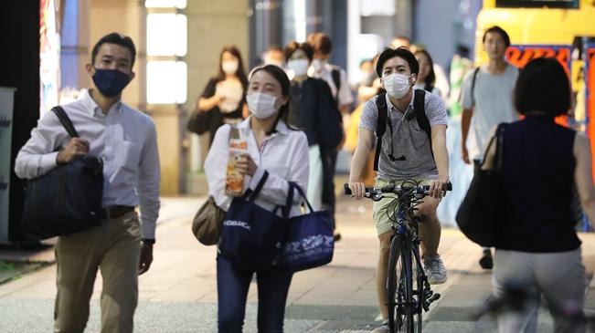 日本:單日新增新冠肺炎確診病例531例