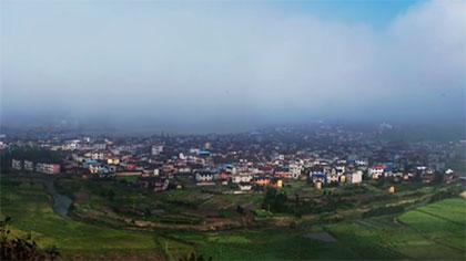 福建古村落|一脈書香和平鎮