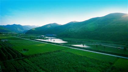 江西丫山:自然風光美如畫 旅遊扶貧惠村民