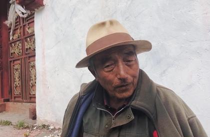 70歲藏族老人眼中的甘孜70年變化