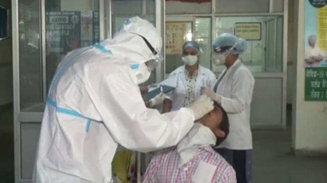印度新冠肺炎確診病例超683萬例