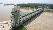 探訪千裏淮河第一閘——王家壩閘