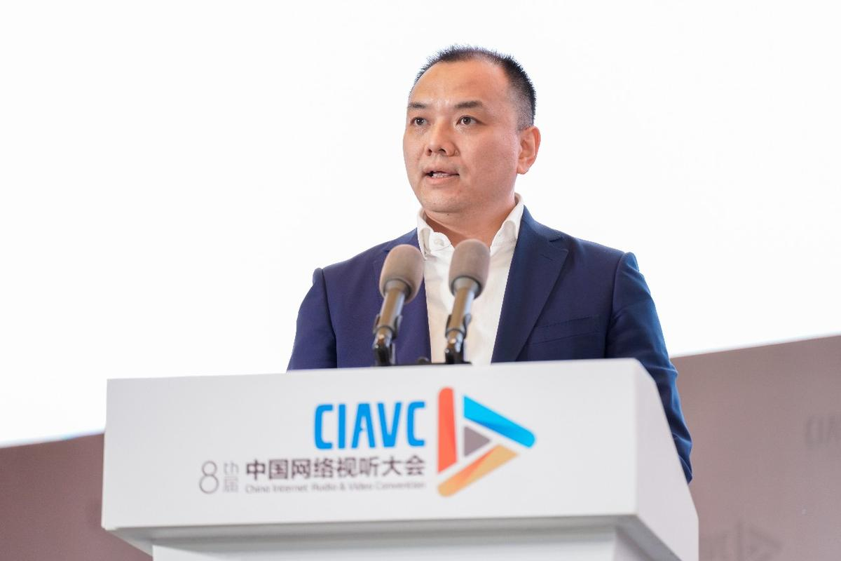 阿裏巴巴集團副總裁 阿裏文娛COO 戴瑋