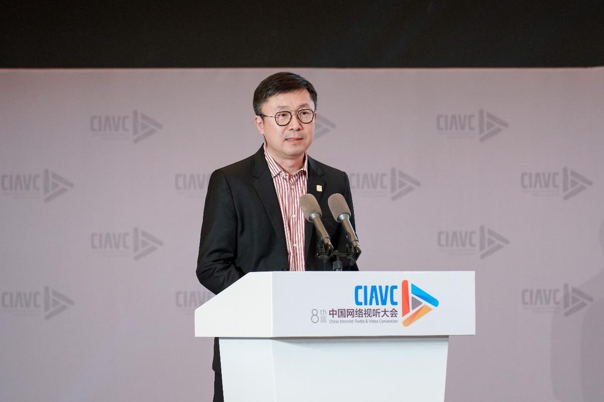 愛奇藝創始人、首席執行官 龔宇