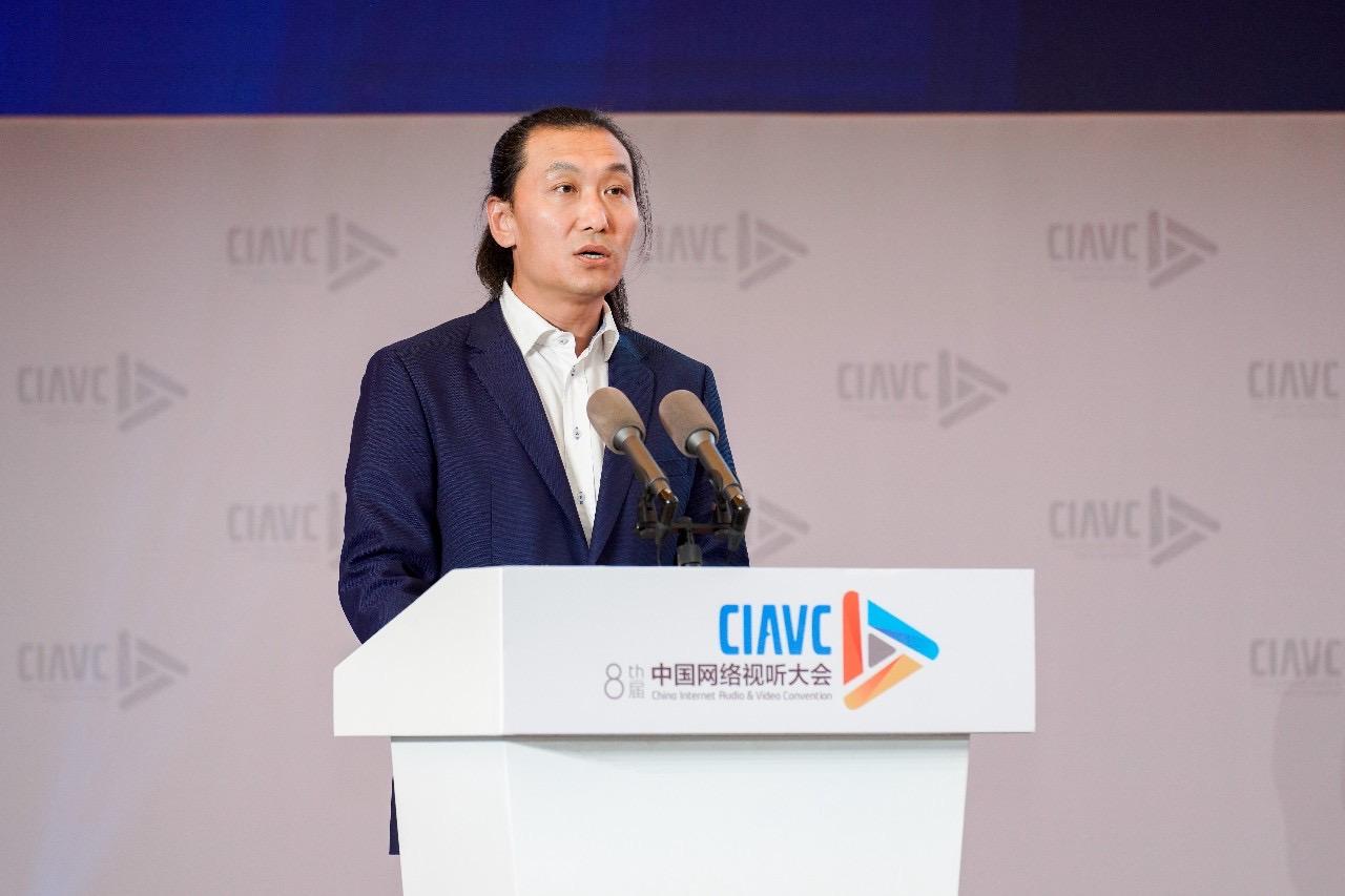 騰訊公司副總裁、企鵝影視CEO 孫忠懷