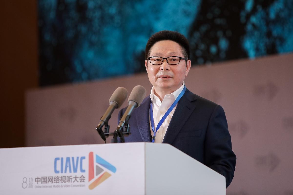 湖南廣播影視集團 黨委書記、董事長 張華立