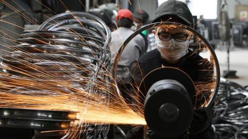 9月經濟運行延續穩步恢復良好態勢