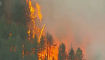 美國:科羅拉多州山火持續 發布強制疏散令